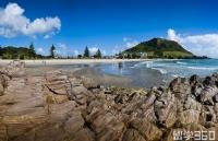神之向往!这里有新西兰最美的海滩!