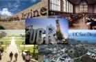 2019年美国加州大学各分校申请要求及费用盘点!