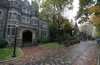 校友光环笼罩的宾夕法尼亚大学,不仅有叱咤风云的股神总统、还有性感妩媚的超模!