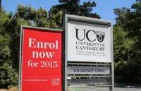 跻身世界前1%的顶级大学 | 新西兰坎特伯雷大学