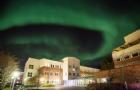 在校园内看北极光,是一种怎样的体验?