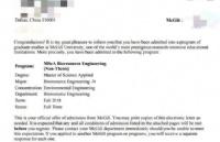 大连理工环境工程女学霸 加拿大名校offer拿到手软