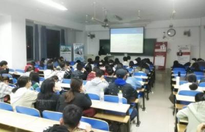 【活动回顾】山东中医药大学留学、雅思咨询会