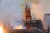 巴黎圣母院大火!历史瑰宝毁于一旦!世界人民痛心..........