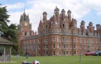 信息安全课程全球热门院校,英国伦敦大学皇家霍洛威学院!