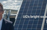 昆士兰大学将成为世界首个利用可再生能源供应100%电力使用的高校!