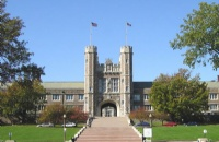 清晰定位,五刷托福,成功从不会缺席!恭喜拿下圣路易斯华盛顿大学