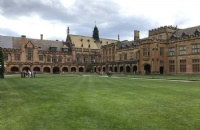 低GPA分是如何�孬@澳洲八大之一的悉尼大�Woffer?