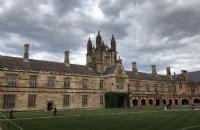 顾问提前规划,学生准备雅思顺利拿下悉尼大学offer