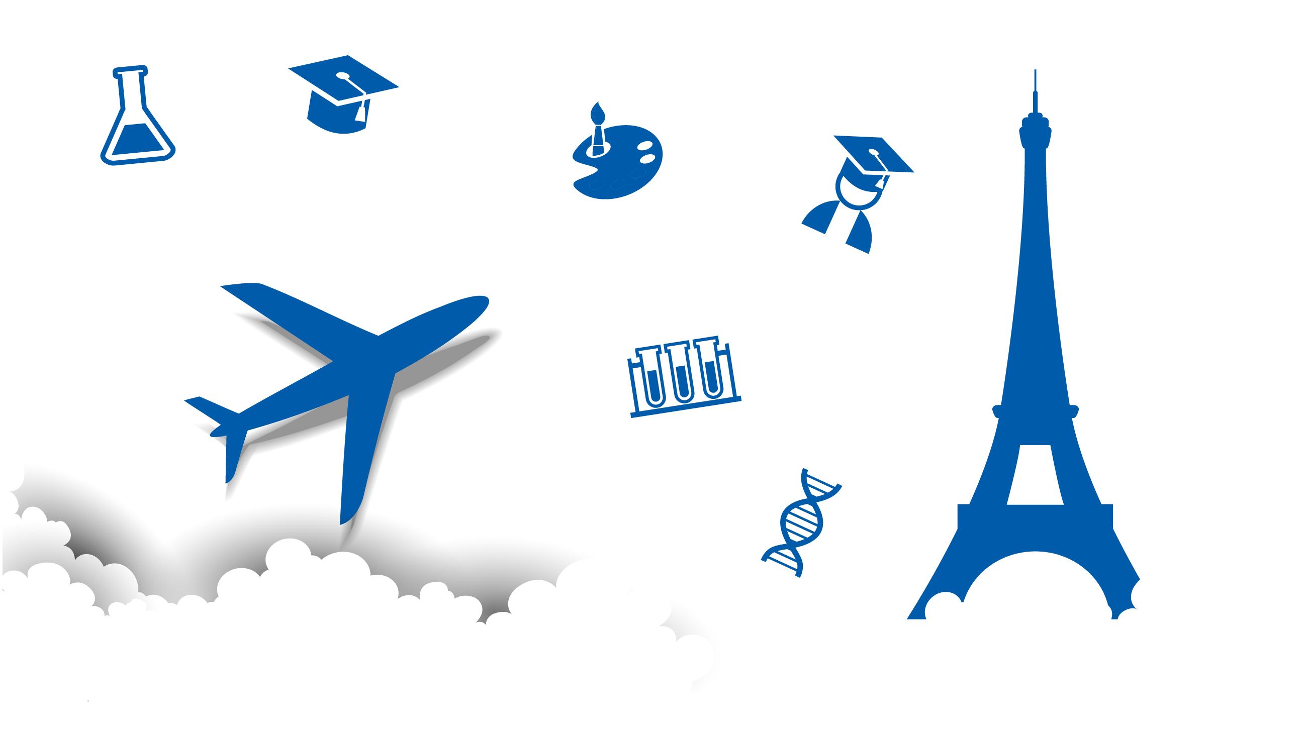 想来咨询法国留学?你想知道的,这里都有!