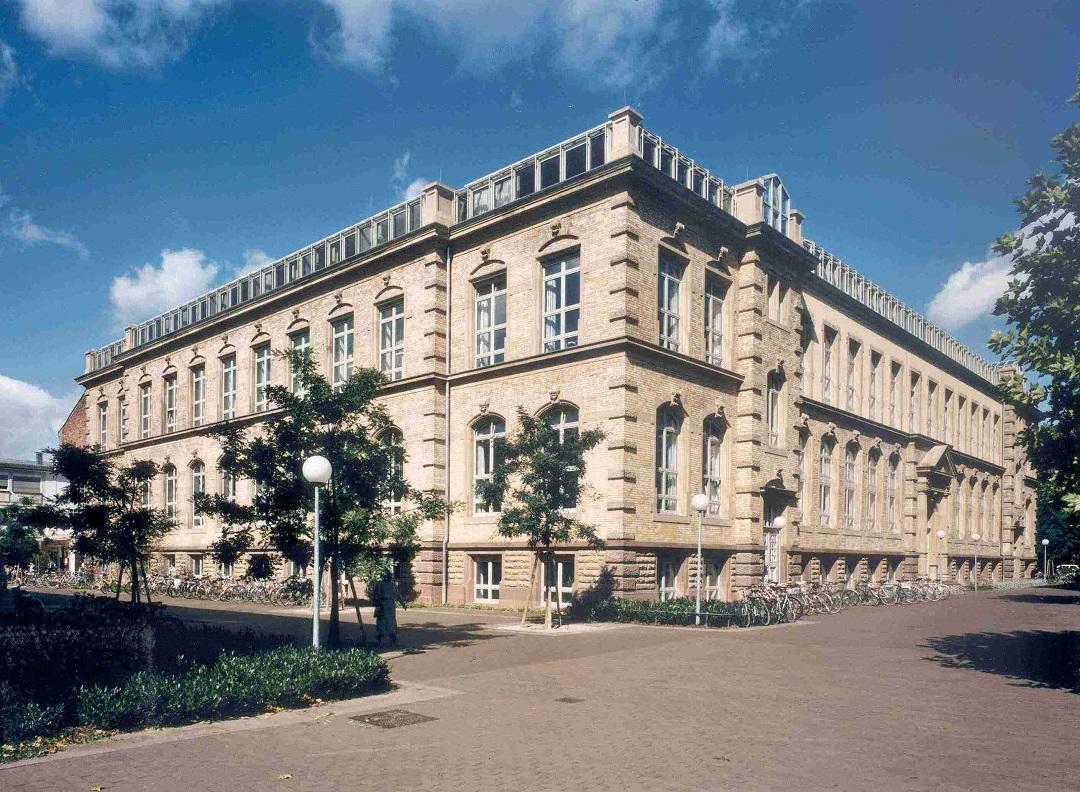 卡尔斯鲁厄理工学院是国家级的研究中心