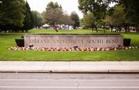 典型的美国式校园,高质量教学――印第安纳大学南岸分校
