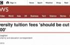 学费降至£7,500!英国政府欲下调大学学费