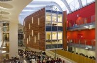 爱丁堡玛格丽特女王大学校园颇具特色值得追逐!