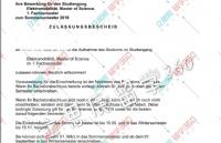 L同学大学准备四年德语,终获德国名校斯图加特大学录取