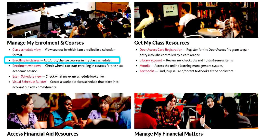 加拿大约克大学选课在即,这里附上一份选课指南请查收!