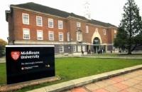 现代与古典相结合的英国密德萨斯大学