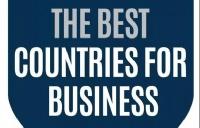 《最适合经商的国家和地区》排行榜,英国蝉联榜单首位!