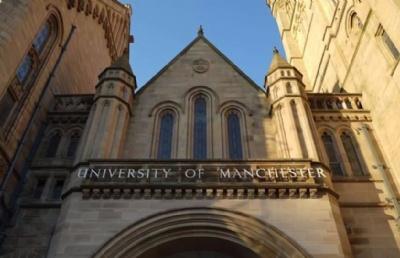 2020年QS世界大学排名出炉 英国曼彻斯特大学排名位列世界第27位!