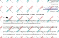 专家团队+精心指导顺利拿下荷兰阿姆斯特丹大学本科预科