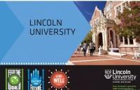 新西兰林肯大学2019年奉上了留学奖学金,一起来看看吧!