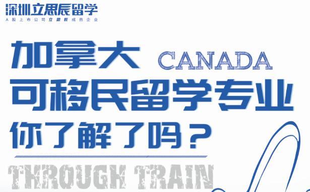 活动预告丨加拿大最新可移民留学专业介绍