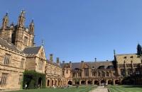 不适应国内学习氛围,转学澳洲顺利拿到悉尼大学硕士