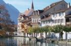 瑞士布里蒙国际学校留学体验:学校感受到了家的温暖!