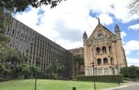 高考后大一在读,顺利入读澳洲悉尼大学