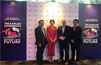 2019立思辰亚博体育亚洲官网名校之旅——新加坡楷博高等教育学院
