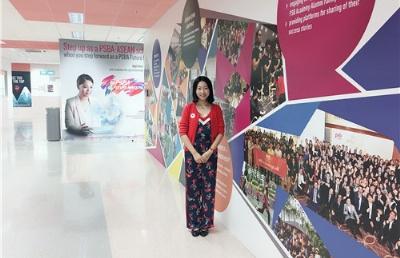立思辰留学新加坡名校之旅,带你走进新加坡PSB学院