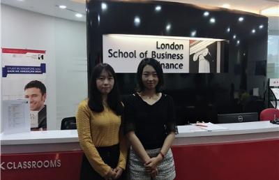 立思辰留学新加坡名校之旅,带你走进英国伦敦商业金融学院新加坡校区