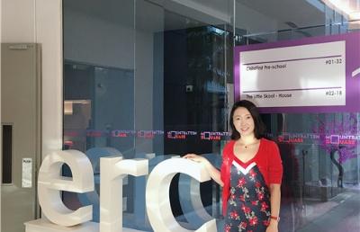 立思辰留学新加坡名校之旅,带你走进新加坡ERC创业管理学院