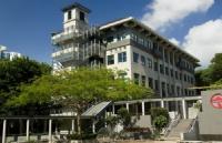 设备齐全、师资优良的香港岭南大学