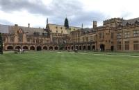 快人一步 双非生喜录澳洲八大悉尼大学
