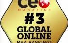『CEO Magazine』全球MBA排名出炉,留学申请新指标!