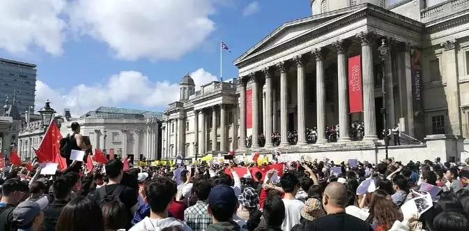 留英学子为国发声,受外交部力挺!留学生未来可期