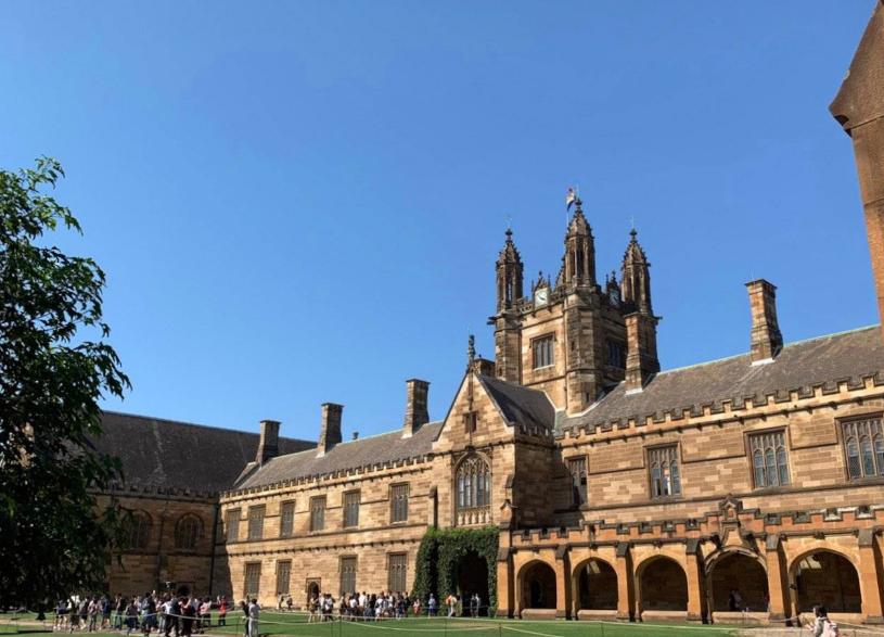 合理规划、积极配合!恭喜L同学直录悉尼大学科学本科专业