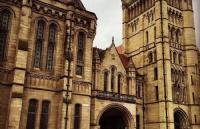 执着女孩终于圆梦英国曼彻斯特大学硕士!
