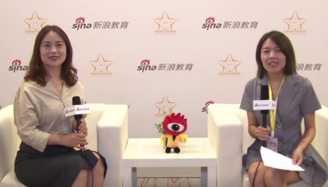 立思辰留学河南子公司业务总监王春节接受新浪教育专访