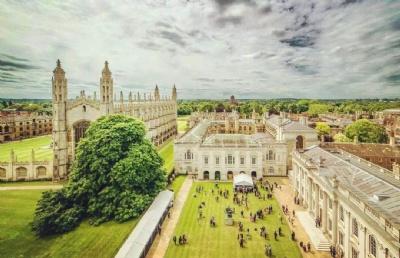 英国肯特大学的机会真是太多了!