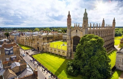 坎特伯里基督教堂大学:大部分的学生为英国人