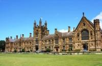 雅思6.5,X同学用高考成绩成功直升悉尼大学本科!