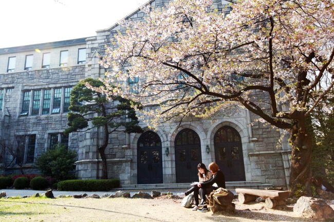 去韩国留学,哪些专业受女生欢迎?