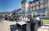 瑞士蒙特勒酒店工商管理大学哪些专业领域比较强?