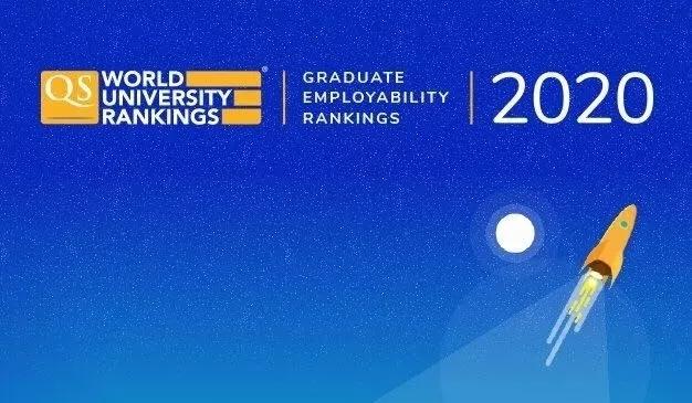 2020QS世界大学就业力排名发布,东京大学全球排名第23位!