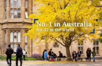 泰晤士世界大学排名出炉!墨大再一次获得全澳NO.1!