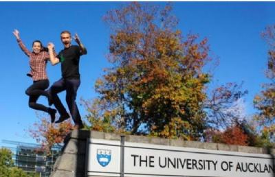 出国深造!W同学喜获新西兰最好的大学奥克兰大学媒体与影视专业硕士offer