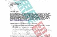 亲属担保也能成功获得签证,申请硕士预科非研究生直接录取