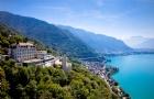 兴趣是最好的老师,王同学圆梦瑞士格里昂酒店管理学院